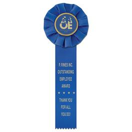 Empire 1 Rosette Award Ribbon
