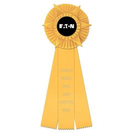 Hampshire Rosette Award Ribbon
