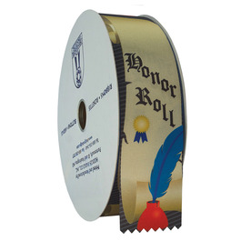 Honor Roll Award Ribbon Roll