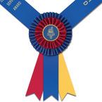 Knighton Award Sash
