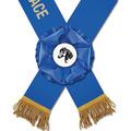 Bourne Custom Rider's Award Sash