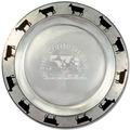 Dairy Cow Rim Pewtarex™  Award Plate