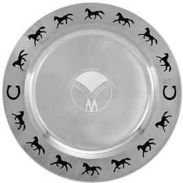 Horse Rim Plate Award