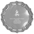 Pewter Chippendale Award Tray