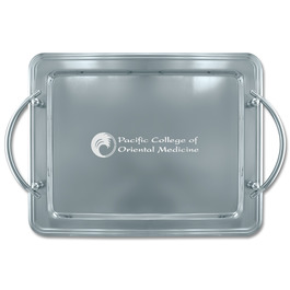 Rectangular Tray w/ Handles