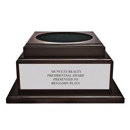 Large Cherry Championship Trophy Base