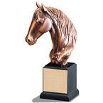 Horse Head Trophy