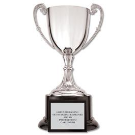 Loving Cup Award Trophy w/ Black Base