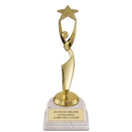 "5-1/2"" White HS Base Award Trophy"