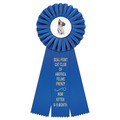 Clare Cat Show Rosette Award Ribbon