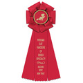 Beauty Cat Show Rosette Award Ribbon
