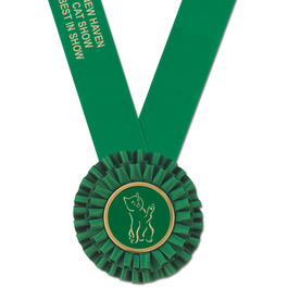Medalist Cat Show Award Sash