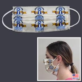 Custom Face Mask w/ Ear Loop