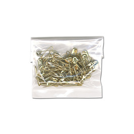 Coilless Safety Pins