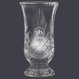 Durham Crystal Vase Trophy