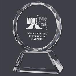 Optical Crystal Award