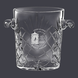 Durham Crystal Ice Bucket Trophy