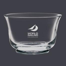 Glass Revere Bowl Trophy