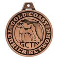 HG Dog Show Award Medal