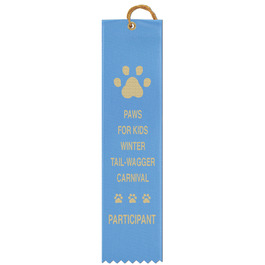 Square Top Award Ribbon