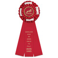 Birmingham Dog Show Rosette Award Ribbon