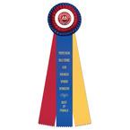Chester Dog Show Rosette Award Ribbon