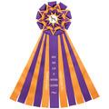 Witley Dog Show Rosette Award Ribbon