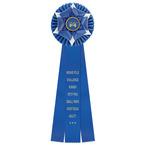 Wheaton Dog Show Rosette Award Ribbon
