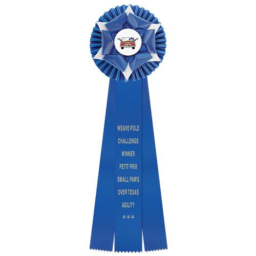 Wheaton Rosette Dog Show Award Ribbons Hodges Badge Co