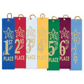 Star Dog Show Award Ribbon