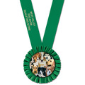 Olympian Dog Show Rosette Award Sash