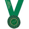 Medalist Dog Show Rosette Award Sash