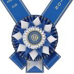 Westbury Dog Show Award Sash