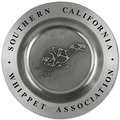 Casted Presentation Dog Show Award Tray