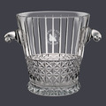 Krystof Crystal Ice Bucket Dog Show Trophy