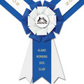 Easton Dog Show Award Sash