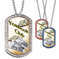 Full Color GEM Yearbook Club Dog Tag
