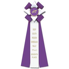 Dorset Rosette Award Ribbon