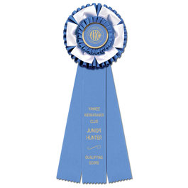 Dutchess Rosette Award Ribbon