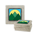 Tumbled Stone Fair, Festival & 4-H Award Coasters