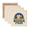 Square Sandstone Fair, Festival & 4-H Award Coasters