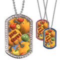 Full Color GEM Home Grown Dog Tag