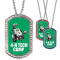 Custom GEM Fair, Festival & 4-H Dog Tags