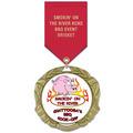 XBX Fair, Festival & 4-H Award Medal w/ Satin Drape