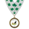 LFL Fair, Festival & 4-H Award Medal w/ Millennium Neck Ribbon