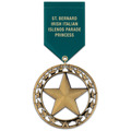 RS Fair, Festival & 4-H Award Medal w/ Satin Drape