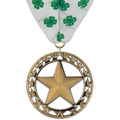 Rising Star Fair, Festival & 4-H Award Medal w/ Millennium Neck Ribbon