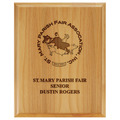 Red Alder Fair, Festival & 4-H Award Plaque
