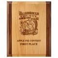 Red Alder and Walnut Fair, Festival & 4-H Award Plaque