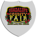 Full Color Wall Fair, Festival & 4-H Plaques - Shield Shape